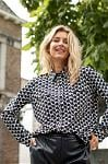 Elin small retro blouse